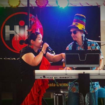 Formatie Latino Harmony Duo